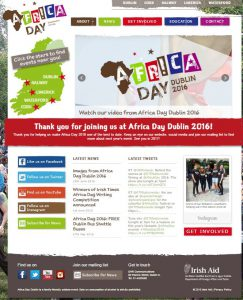 Africa Day Homepage