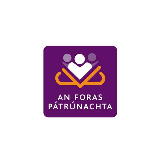 An Foras Pátrúnachta Logo