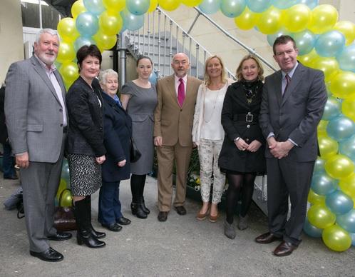 D8CEC Synge Street premises opening