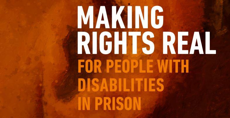 IPRT - disabilities in prison