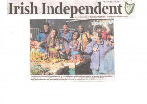 Irish Independent, 01.03.14