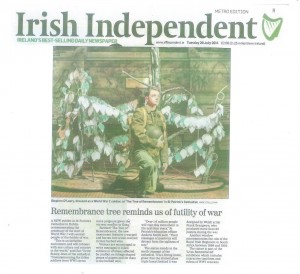 Irish Independent, 29.07.14