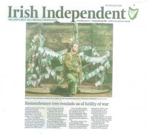 Irish Independent, 29.07.14