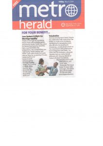 Metro Herald, 09.05.14