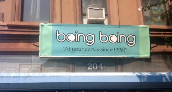 NYC Boing Boing