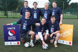 Oireachtas Football Team