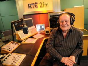 Larry Gogan RTÉ 2FM