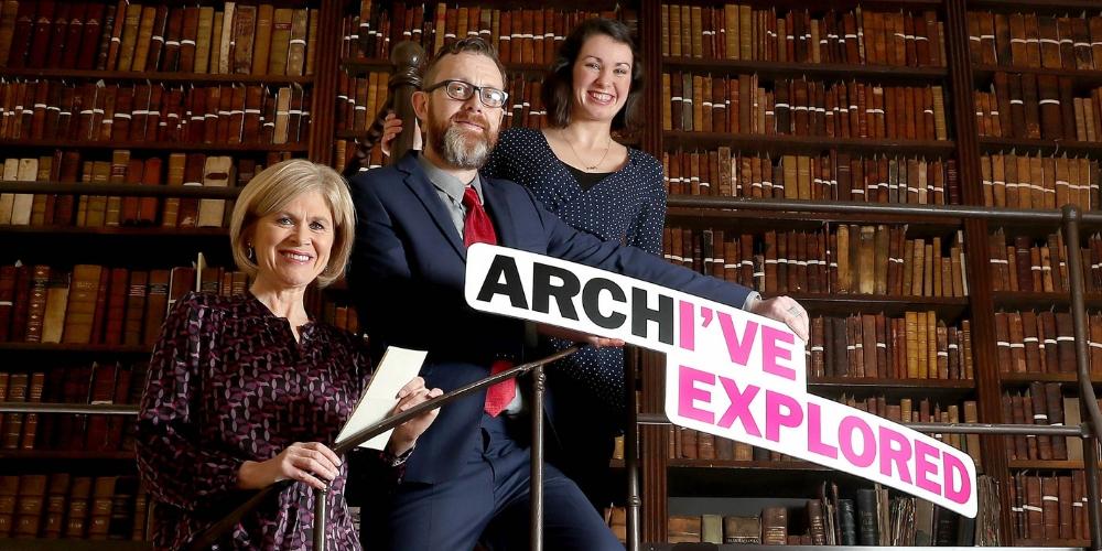 Explore Your Archive 2018