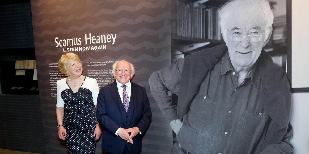 Seamus Heaney Exhibition