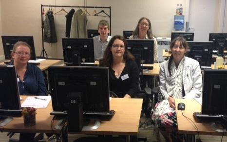 ARA Social Media Training in Edinburgh