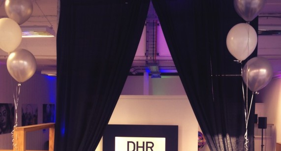 DHR Birthday Party