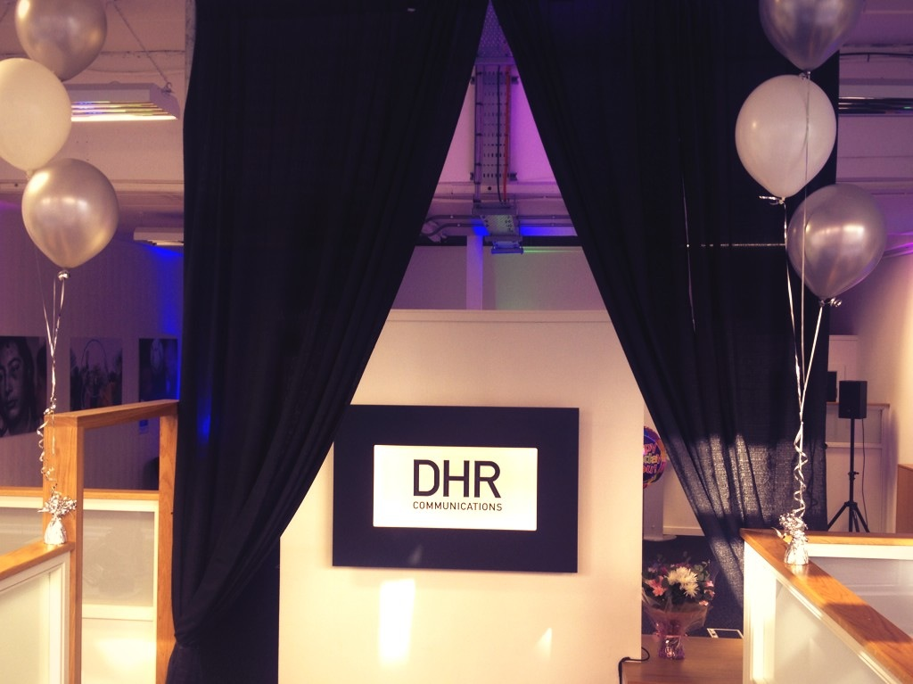 DHR Birthday Party
